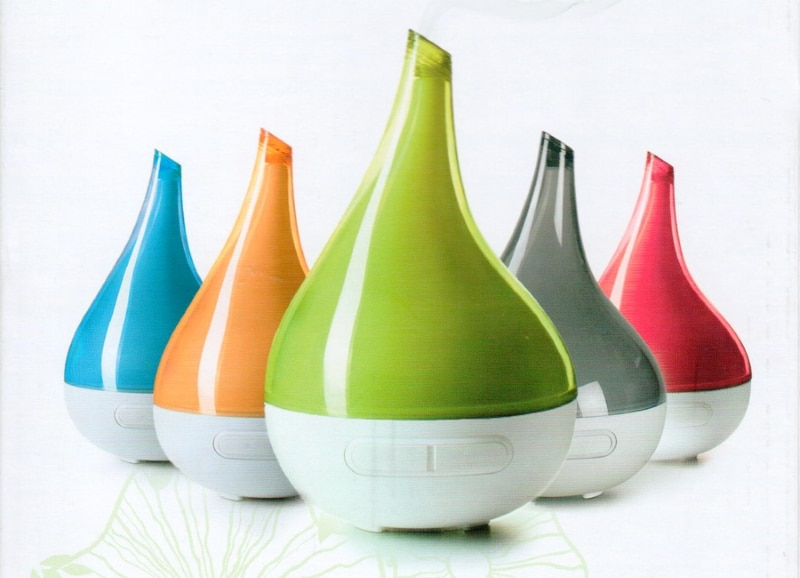 The Quooz Lull Essential Oil Diffuser