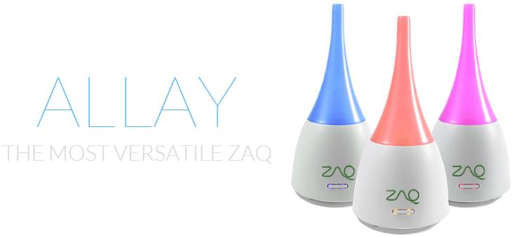 ZAQ Allay Aromatherapy Essential Oil Diffuser