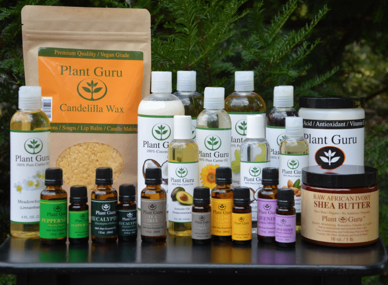 Plant Guru™ Essential Oils