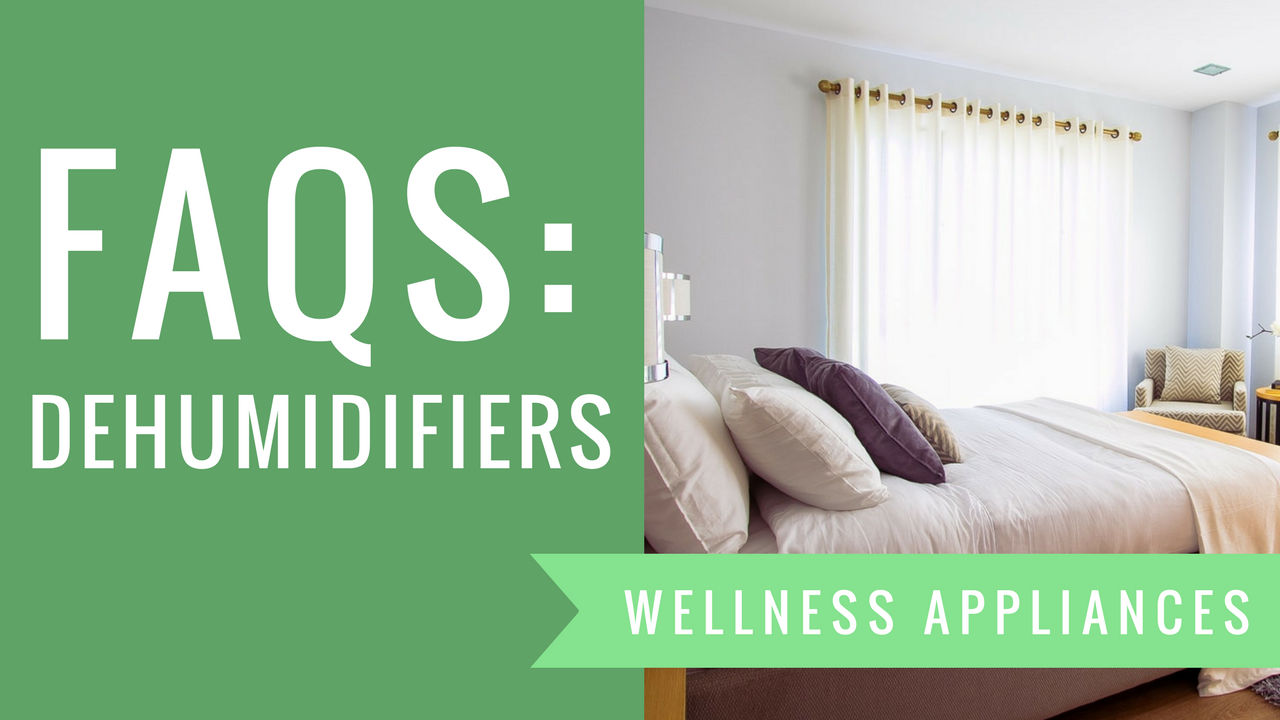 FAQs—Dehumidifiers