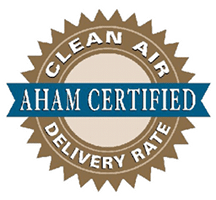 certified Clean Air Delivery Rate