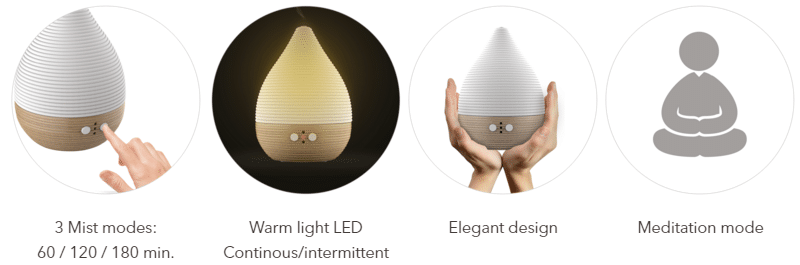 Pilgrim Collection Teo Aroma Diffuser
