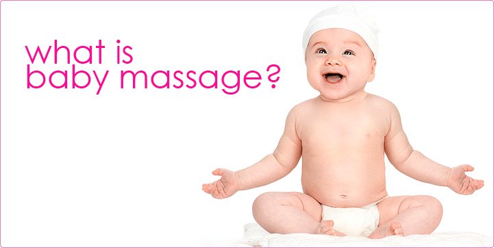 what-is-baby-massage