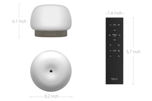 Diffuser - nebulizing house model-803