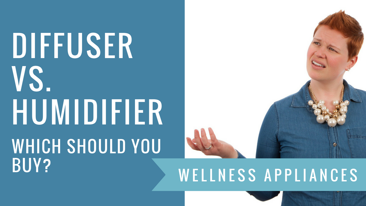 Diffuser vs. Humidifier – Which Should You Buy?