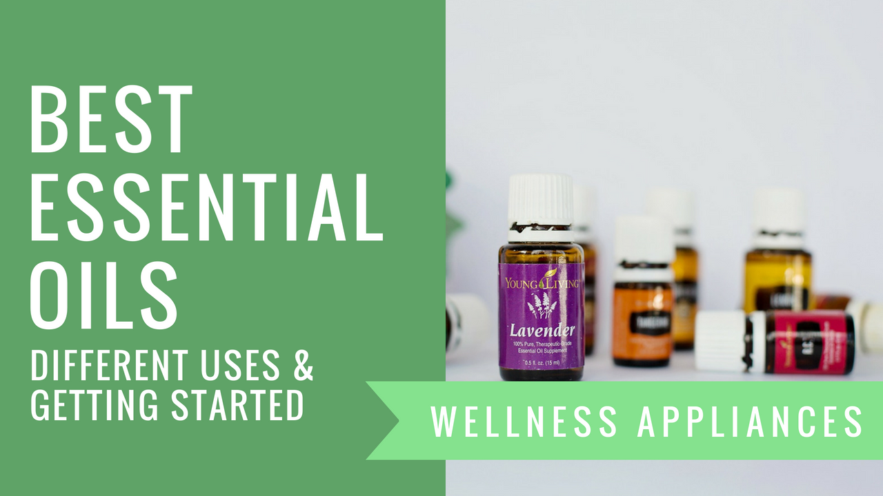 Essential Oils 101 for Beginners: How to Get Started